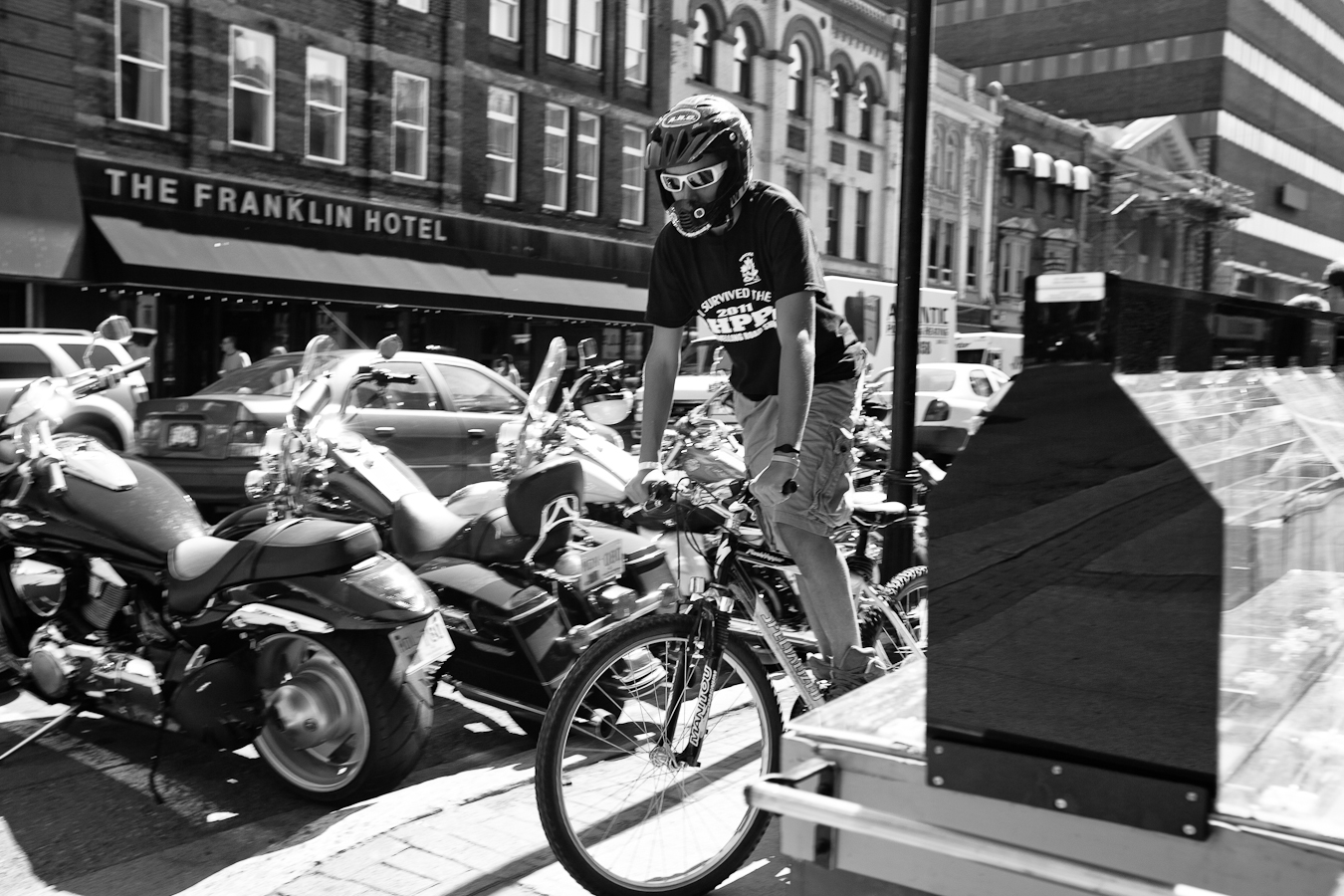 Bikes & Bikers shot by //d.