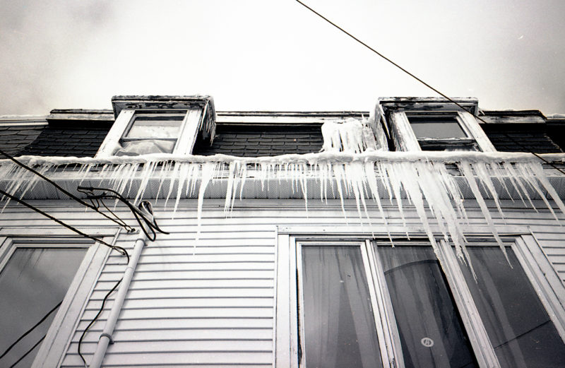 Ice ice baby, shot by //d. for A City Like Ours
