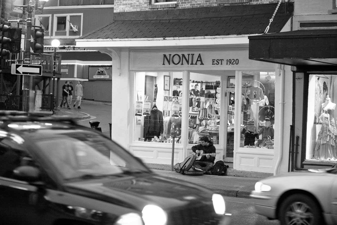Nonia Busker shot by D. EDWARDS for A City Like Ours